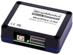 ShipModul NMEA Multiplexer MiniPlex-Lite
